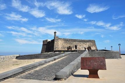Castillo de San Gabriel Lanzarotel