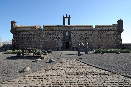 Castillo de San Jose lanzarote saarel