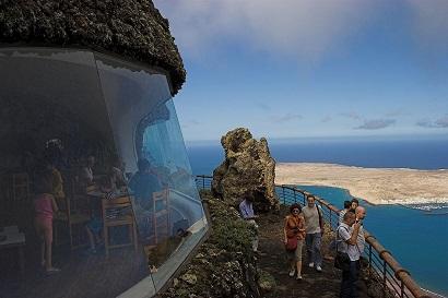 Mirador Del Rio Lanzarote saar